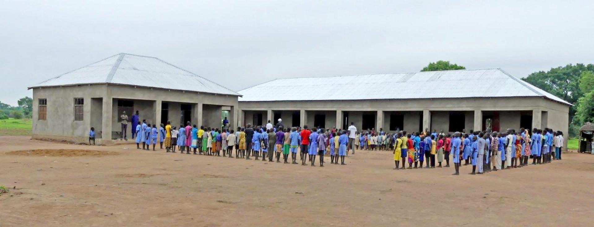 Schule Aroyo (Sudan)