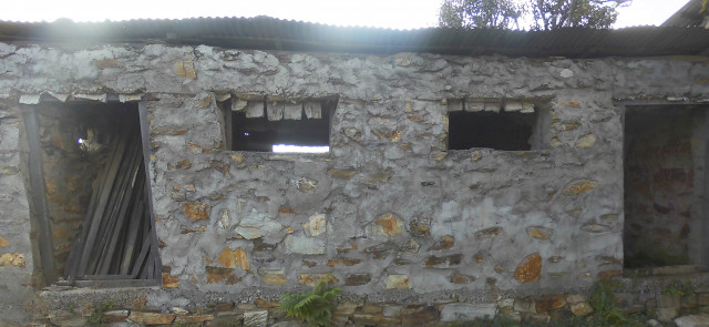Situation of School Toiliet in Chepang Dez. 2016