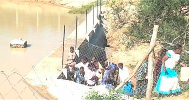 Mbeere Damm, Kenia [HOPE e.V.]