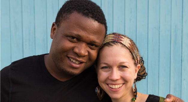 Emma und Judith Yawe