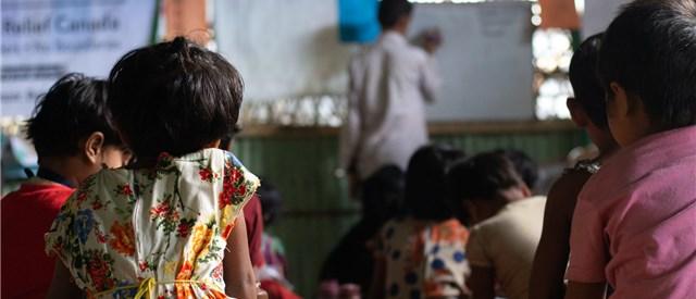 Bangladesch Schule
