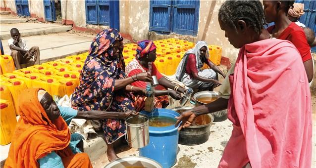 Südsudan, Soforthilfe durch Hope e.V.