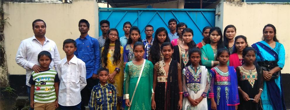 Kinderheim HOME of CHAMPIONS in Bangladesch (Hope e.V.)