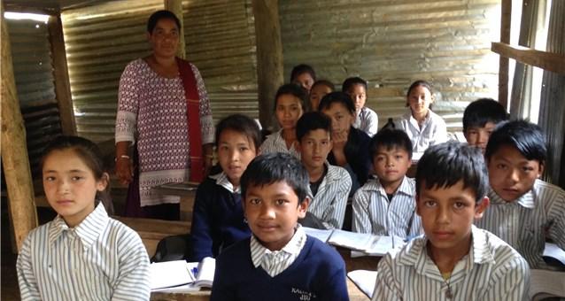 Schule in Jiri (Hope e.V.)