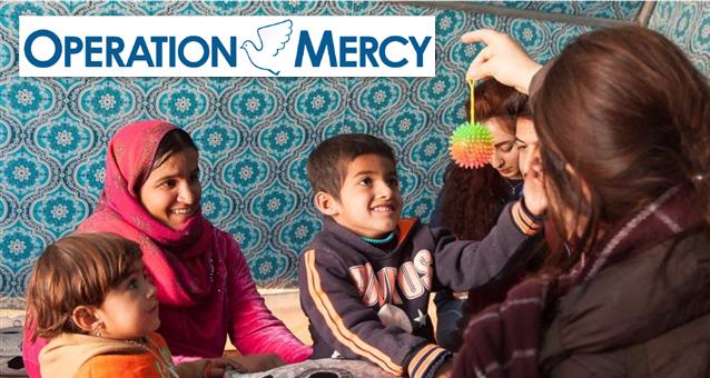 Hope e.V. unterstützt Operation Mercy