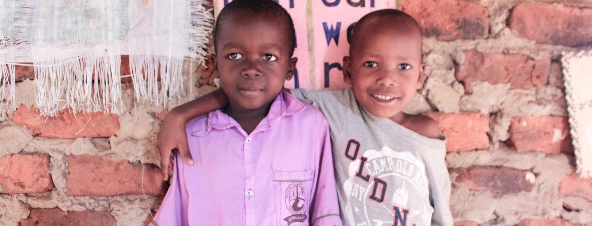 Kindern mit Behinderung in Uganda ein würdevolles Leben schenken