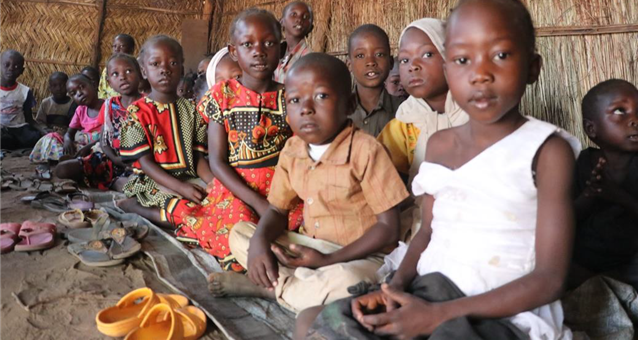 Schulprojekt Raja im Südsudan mit Hope e.V.