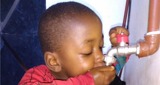 Trinkwasser für Waisenhaus Agape Children's Village