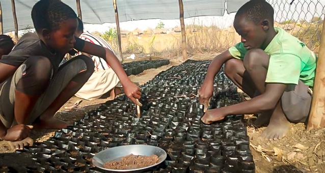 Rhino, Uganda, Flüchtlingscamp, Not, Helfen, Spenden