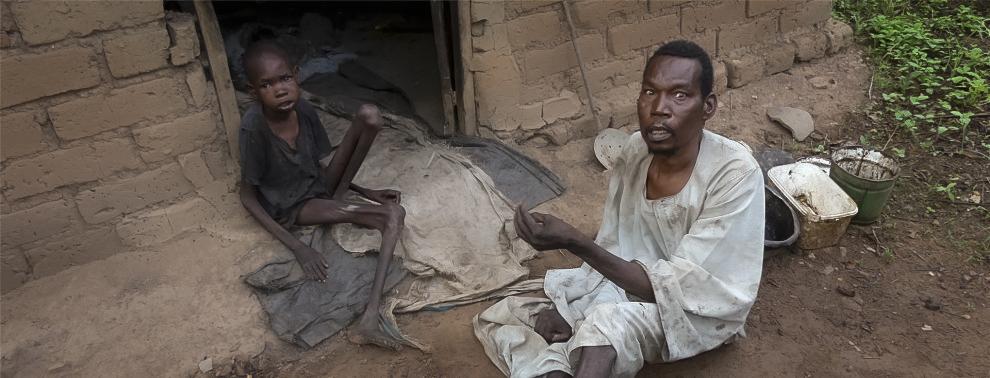 Südsudan, Sudan, Not, Medikamente, Hunger, Krieg
