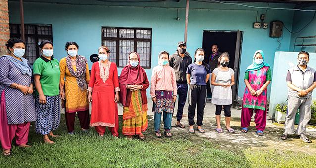 Kinder Leiden, Corona, Indien, Not, Hunger, Tod, Verzweiflung